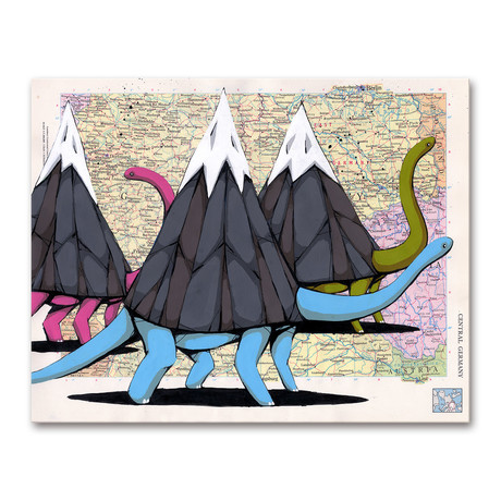 Born To Move Mountains