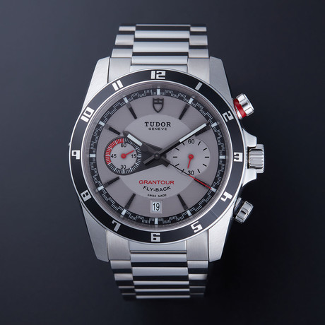 Tudor Grantour Chronograph Flyback Automatic // 20550N-95730 // Store Display