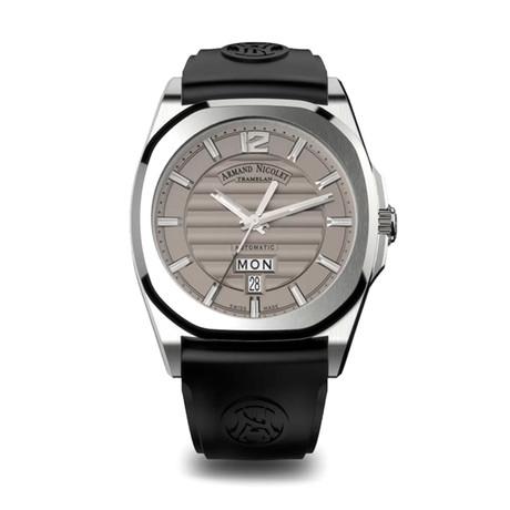 Armand Nicolet J09 Automatic // A650AAA-GR-GG4710N