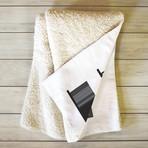Image Not Found // Fleece Throw Blanket (Medium)