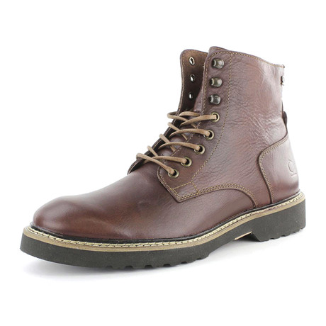 Change Lace-Up Boot // Whiskey (US: 7)