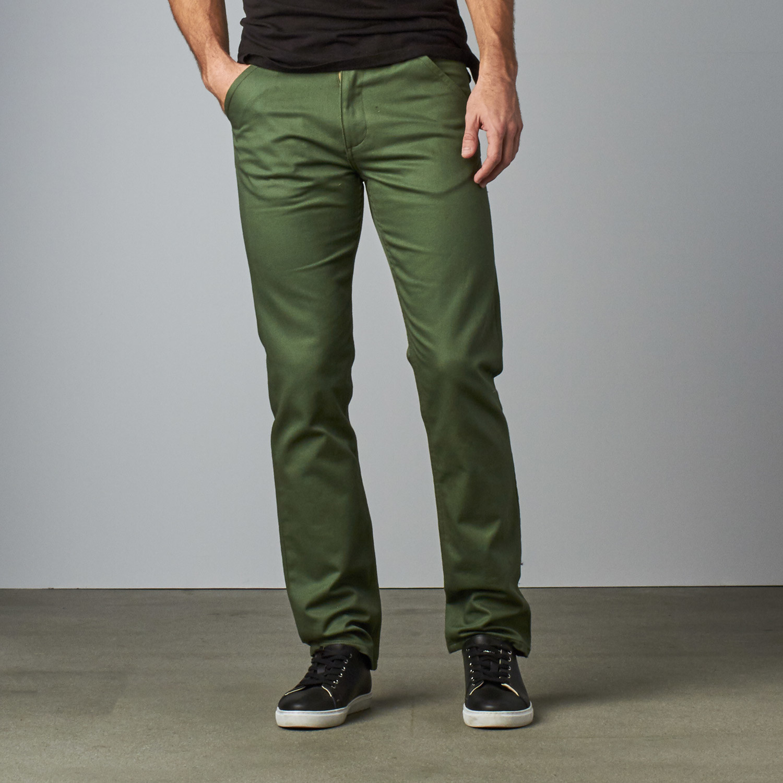 00da6b211c464dab61d0fe16298a0ce3 medium · Workers Chino Slim Fit Pant    Olive  Drab ... bcc576d67f3