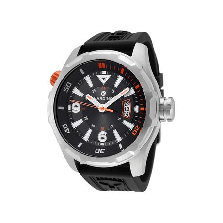 Harding Aquapro Dive Time Quartz // HA0703