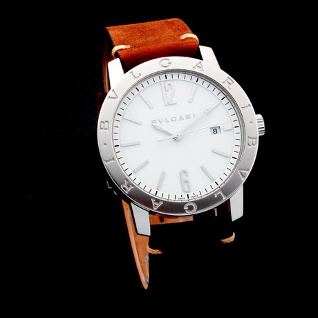 Bvlgari Automatic // B41S // TM1194 // Pre-Owned