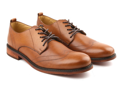Photo of Artola The Brooklyn Footwear Company Richmond Brogue // Tan (US: 9) by Touch Of Modern
