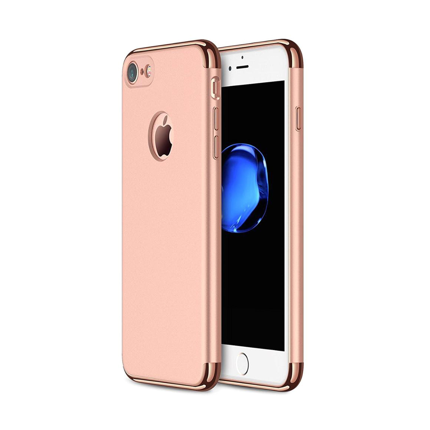 luxarmor case rose gold iphone 6 6s luxarmor touch of modern. Black Bedroom Furniture Sets. Home Design Ideas