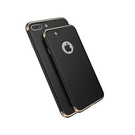 LuxArmor Case // Black + Gold (iPhone 6/6s)