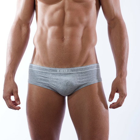 Ace Brief // Titanium Gray (S)