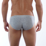 Ace Brief // Titanium Gray (L)
