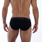 Ace Brief // Graphite Black (S)