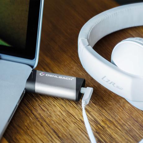 USB Headphone Amplifier