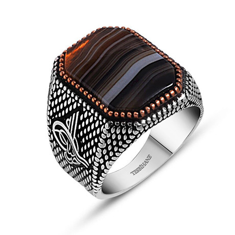 Stone Ring // Agate