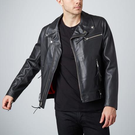 Cheltenham // Triumph Biker Jacket // Black