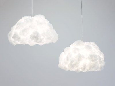 Photo of Richard Clarkson Studios Incredible Cloud Lamps Cloud Shade // Pendant (Swag Kit // Small Cloud) by Touch Of Modern
