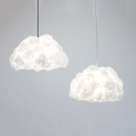 Cloud Shade // Pendant (Swag Kit // Small Cloud)
