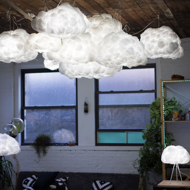 Cloud Shade // Pendant (Swag Kit // Small Cloud) - Richard ...