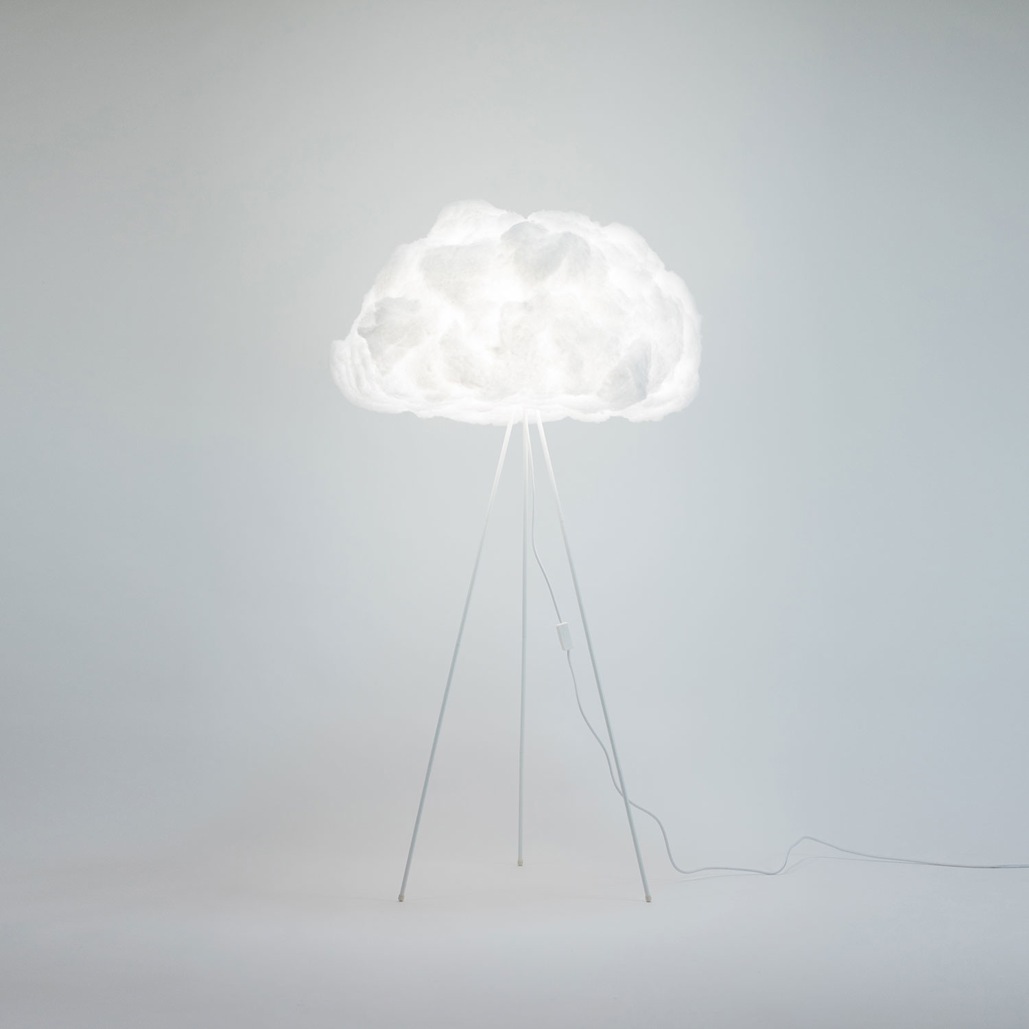 Cloud shade floor stand small richard clarkson studios cloud shade floor stand small mozeypictures Images