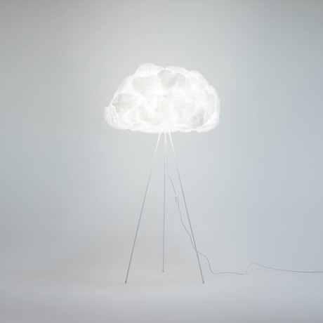 Cloud Shade // Floor Stand (Small)