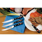 Classic // Steak Knives // Set of 4