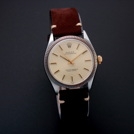 Rolex Oyster Perpetual Automatic // 11002  // c. 1960s // Pre-Owned