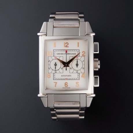 Girard Perregaux Vintage 1945 King Chronograph Automatic // 2580 // Store Display
