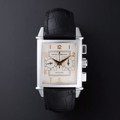Girard Perregaux Vintage 1945 King Chronograph Automatic // 2599 // Store Display