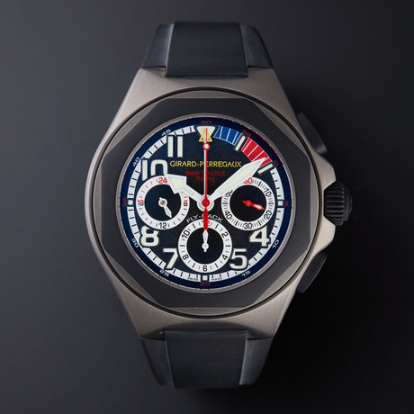 Girard Perregaux Laureato Chronograph Automatic // 80175 // Store Display