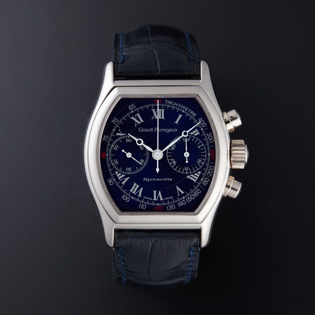 Girard Perregaux Richeville Chronograph Automatic // Store Display