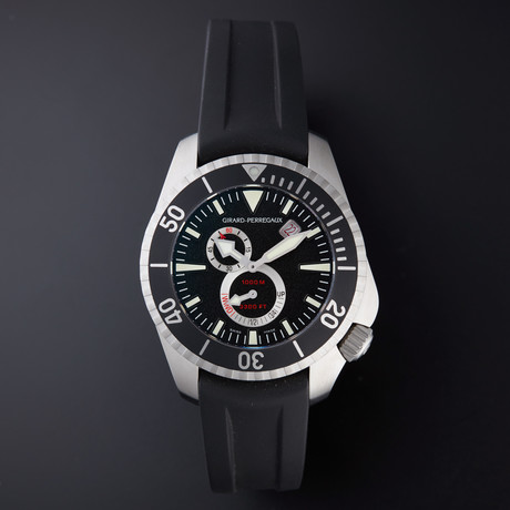 Girard Perregaux Sea Hawk Power Reserve Small Seconds Automatic // 49950 // Store Display