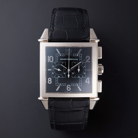 Girard Perregaux Vintage 1945 King Chronograph Automatic // 25820 // Store Display