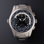 Girard Perregaux World Time Chronograph Automatic // 4980 // Pre-Owned