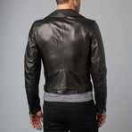 Chiodo Leather Biker Jacket // Black (Euro: 46)