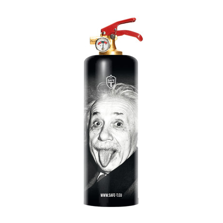 Safe-T Designer Fire Extinguisher // Albert