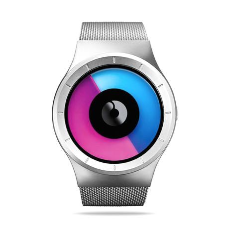 Celeste Chrome Quartz // Purple