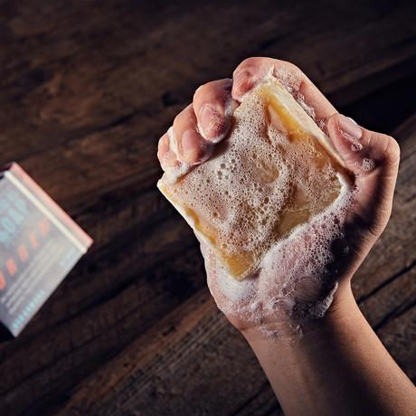 Durden Cedarwood Soap // 2 Pack