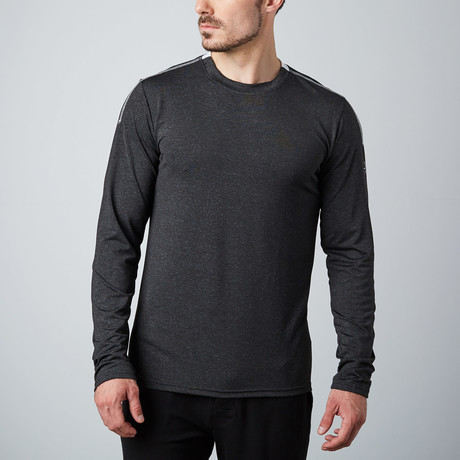 Venture Fitness Tech Long-Sleeve T-Shirt // Black (XS)