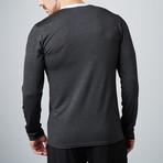 Venture Fitness Tech Long-Sleeve T-Shirt // Black (S)