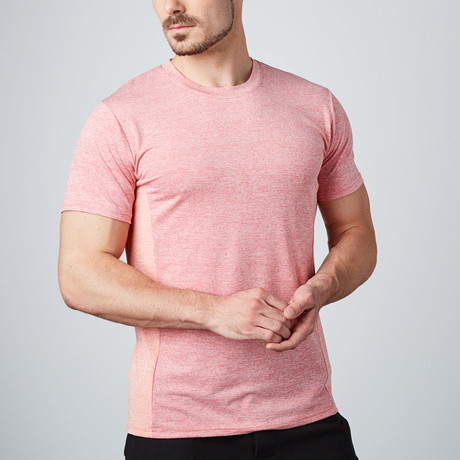 Torque Fitness Tech T-Shirt // Red