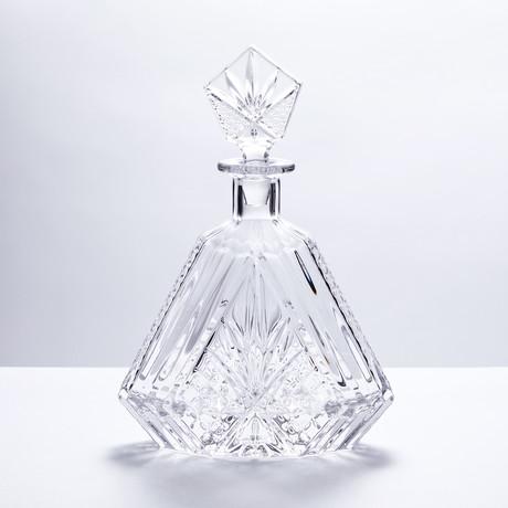 Tokyo Crystal Cut Decanter