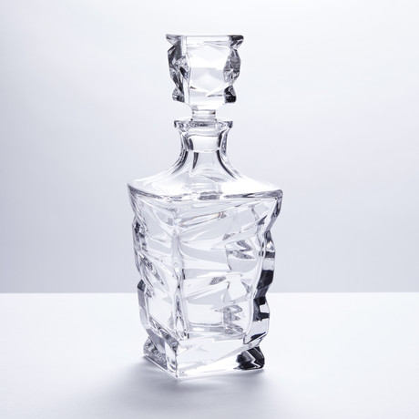 New Age Crystal Decanter