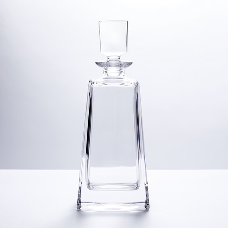 Lucie Crystal Clear Decanter