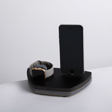 DUO Dock I // Black
