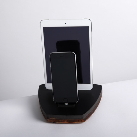 DUO Dock II // Black