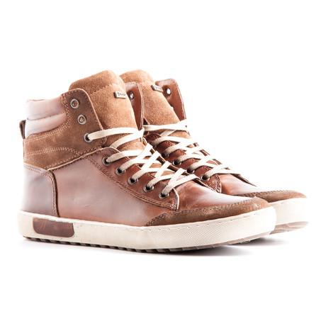 Aberdeen Shoe // Cognac