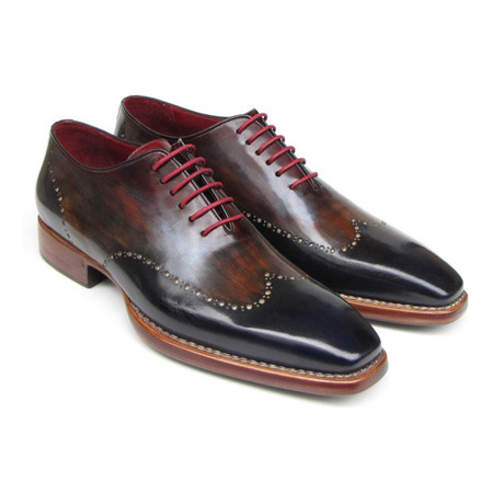 Goodyear Welted Wingtip Oxford // Multicolor (Euro: 38)