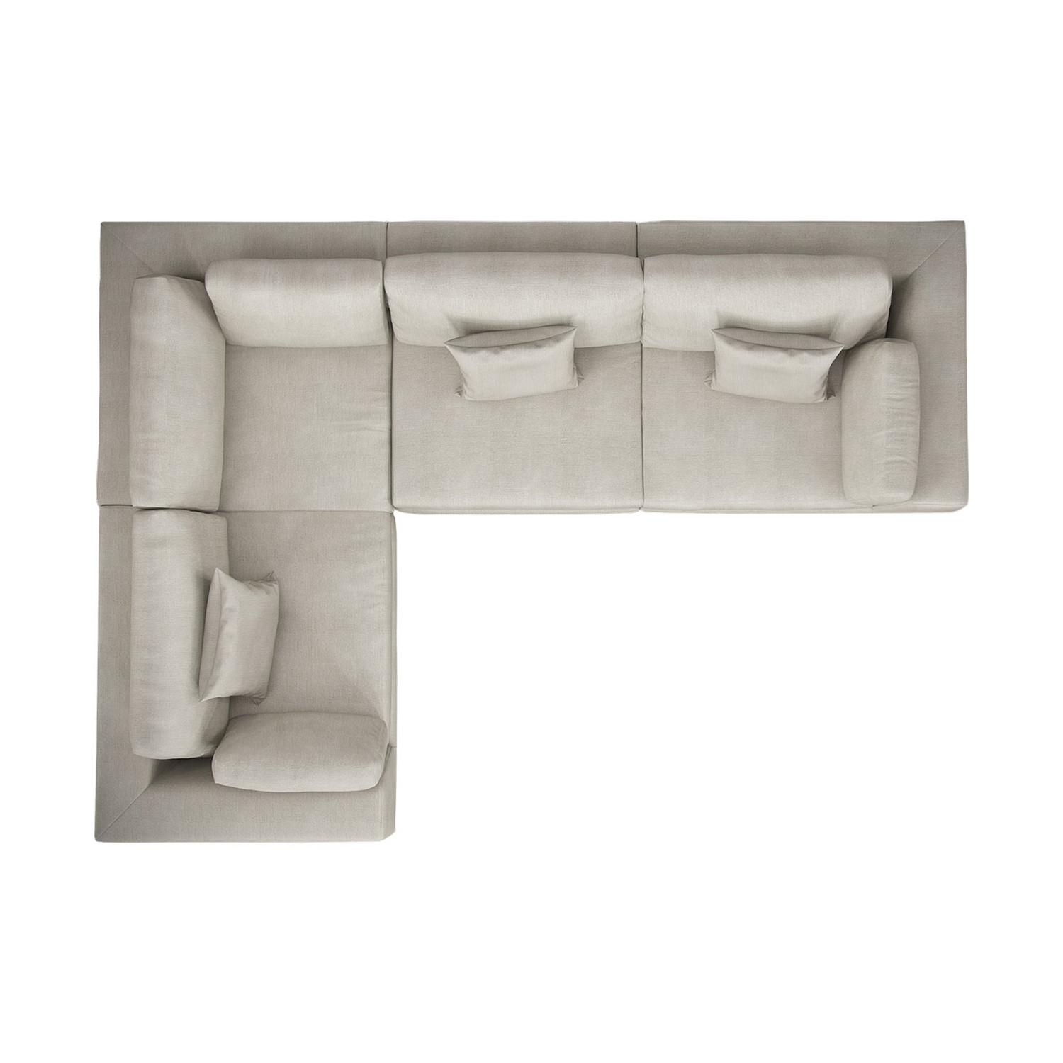 Perry L Sectional Sofa Sofa Modloft Touch Of Modern
