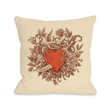 Heart of Thorns // Pillow