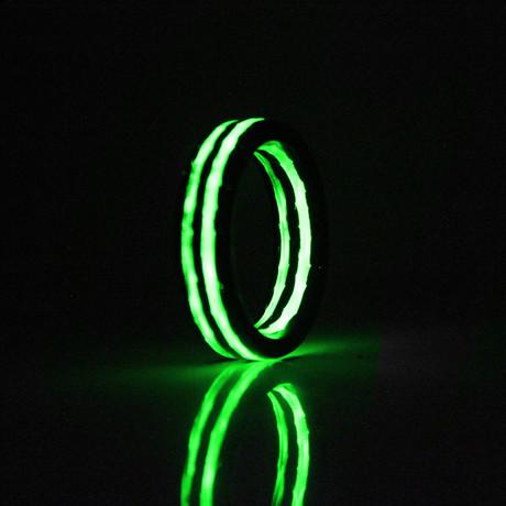 Two Stripe // Green