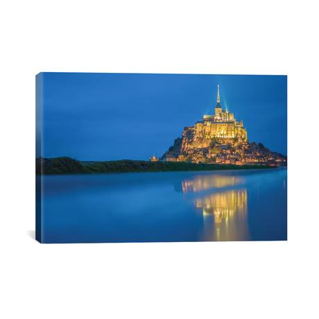 Le Mont Saint-Michel II, Normandy, France