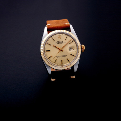 Rolex Datejust Automatic // 16601 // TM1395 // Pre-Owned